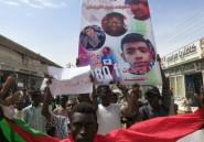 Soudan: les manifestants tués lundi par des tirs de paramilitaires, accuse un général