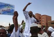 Soudan: rassemblement en soutien