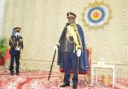 Tchad: le président Déby devient maréchal pour les 60 ans de l'indépendance